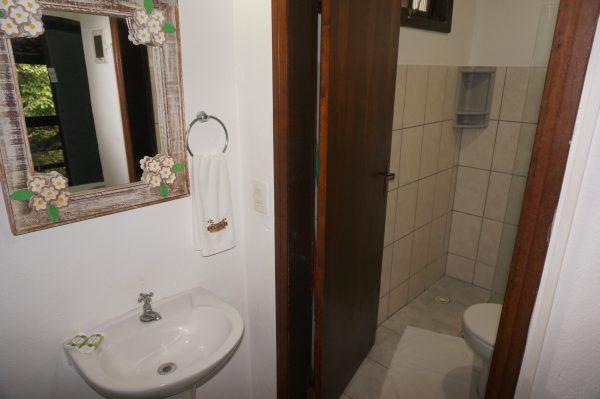 Banheiro quarto duplo economico